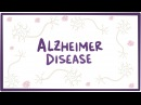 Alzheimer's disease - plaques, tangles, causes, symptoms pathology