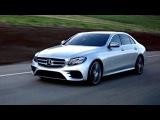 "New E-Class TV commercial ""The Journey"" - Mercedes-Benz original"