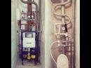 Монтаж водопровода в п-44т