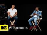 2016 MTV Movie Awards  Kevin Hart &amp Dwayne Johnson are Huge Mad Max Fans  MTV