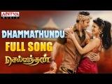 Dhammathundu Full Song    Selvandhan Songs    Mahesh Babu, Shruthi Hasan,Devi Sri Prasad