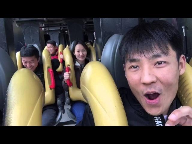 PSY - Daddy (привет от Оляшки Пак, Кенджу Парк, Корея)