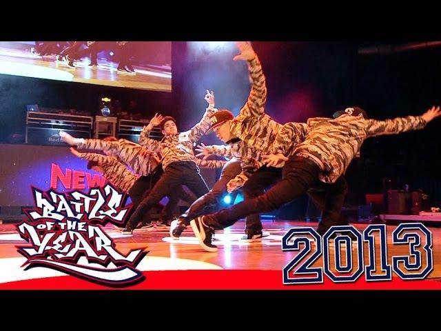 BOTY 2013 FUSION MC KOREA SHOWCASE OFFICIAL HD VERSION BOTY TV