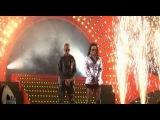 RAY &amp ANITA (2 UNLIMITED) Twilight Zone (Ethias Arena Hasselt 2009)