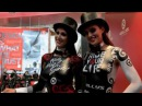 Body Painting - Kellys Hot Girls at Eurobike