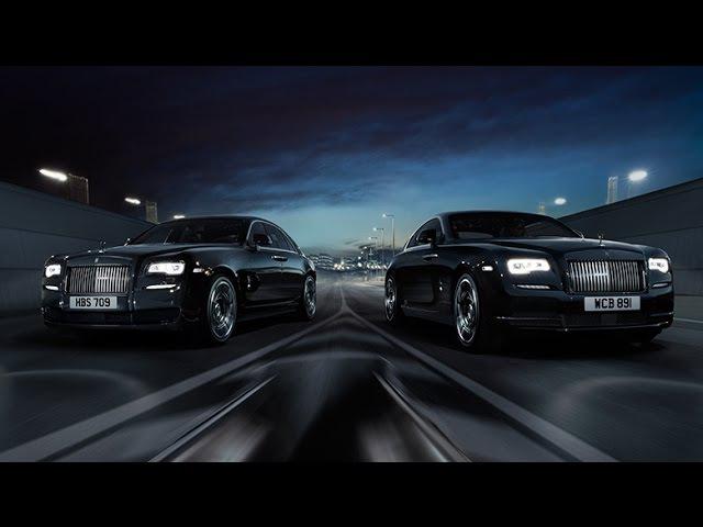 Rolls Royce Black Badge A daring new dimension in luxury