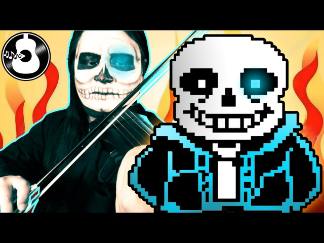 Undertale - Megalovania (Electric Violin Electric Guitar Cover/Remix) || String Player Gamer