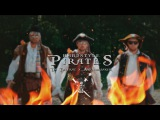 Da Tweekaz &amp Anklebreaker - Hardstyle Pirates (Official Videoclip)