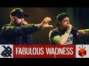 FABULOUS WADNESS Grand Beatbox TAGTEAM Battle 2016 Elimination