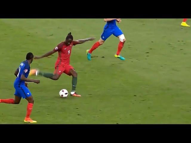 Golo do Eder visto de outra perspectiva - Portugal x França - Euro 2016