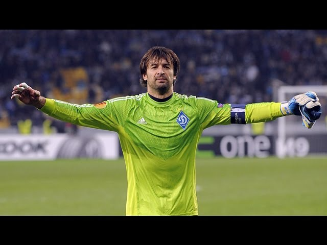 Александр Шовковский - Король пенальти / Oleksandr Shovkovskiy - The King of Penalties