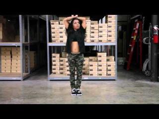 LADIA YATES - Dance video [Full Version]