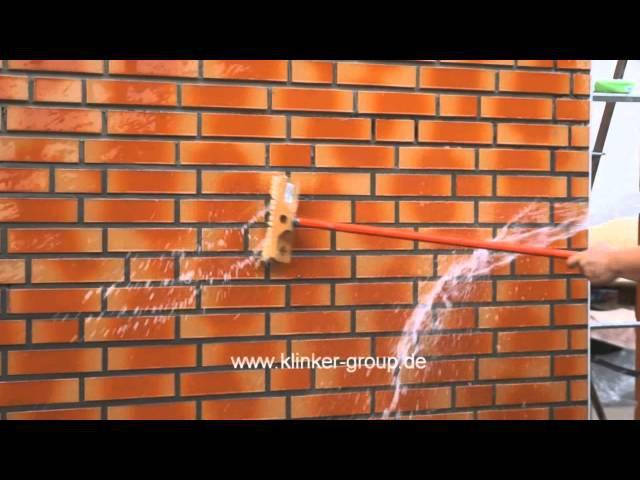 Очистить фасадный кирпич легко - ЧИСТИМ ФАСАДНЫЙ КИРПИЧ