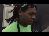 Lil Wayne Skating Session At The Berrics In L.A., Does The DAB Dance