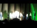 Выступление братьев Сафроновых. Ульяновск. Фокус со зрителями
