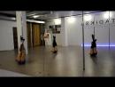 TADIKSA студия танца на пилоне | Exotic Pole Dance | Omsk 28.02.16