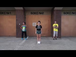 Учим простые движения флеш моба (dance tutorial) на премьеру Шаг вперед -5 (1)