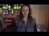 певица АНГИНА (18 марта видео - приглашение в ресторан