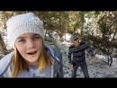 Девочка красиво поёт. Хороший голос. Отец тролит свою дочь3