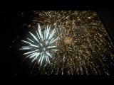 концовка городского фейерверка города кивиыли 2016