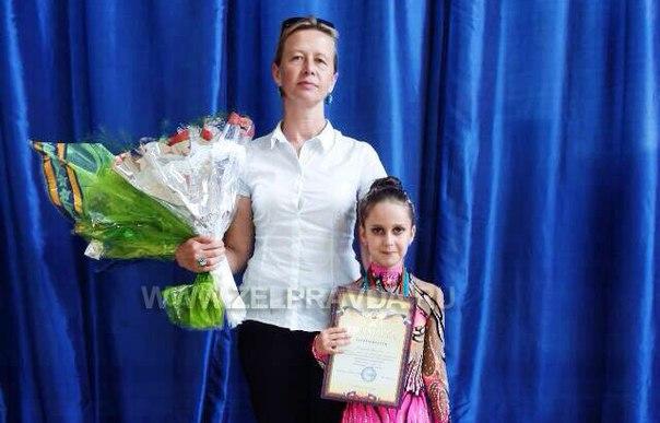 «Юные гимнастки» из Зеленчукской - призеры республиканских соревнований