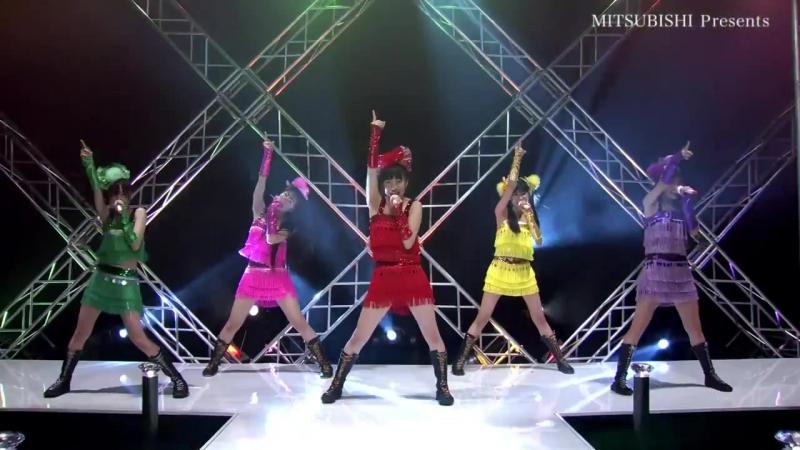 Momoiro Clover Z- Kono Uta MITSUBISHI MV HD