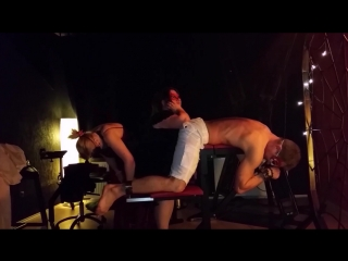 The night before the wedding - extreme tickle torture challenge ii - gag reel teaser