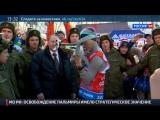 Банный день для Бьорндалена: чемпион в Сибири