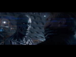 Terminator Genisys: Т-800 vs Т-3000