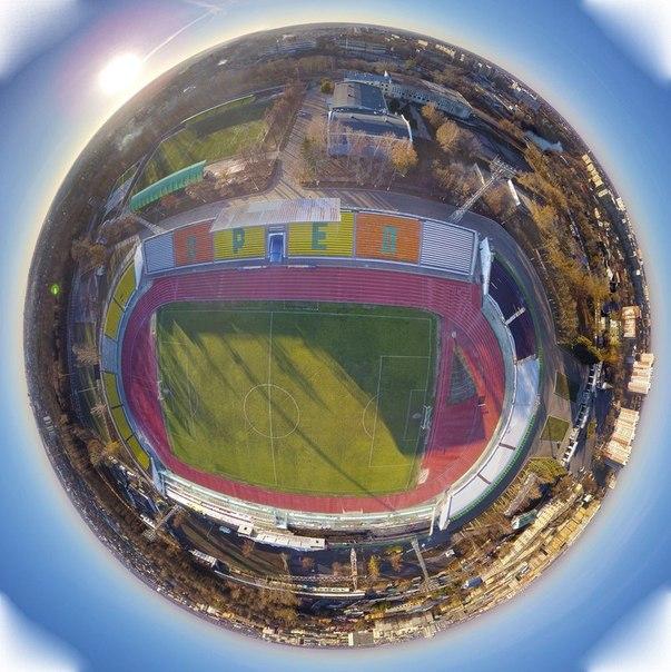 Ремонт на стадионе Ленина не понравился следователям