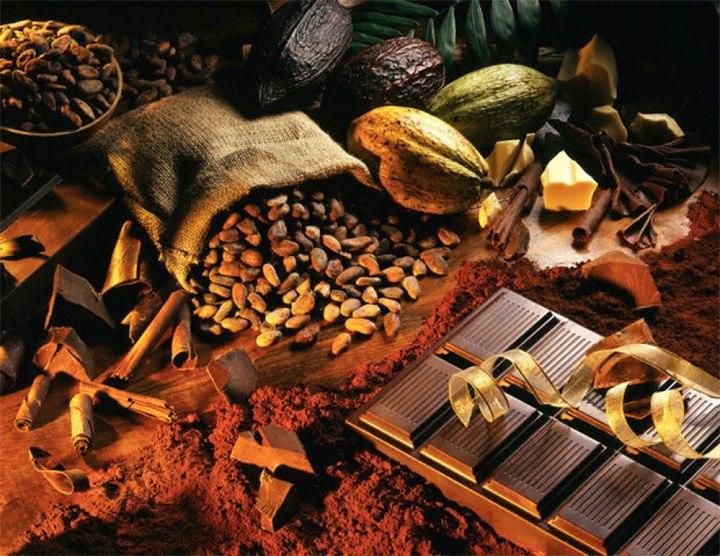 Шоколадное похудение