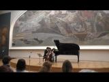 Л.В. Бетховен. Соната №3 для виолончели и фортепиано ля мажор Джинг Джао (виолончель, Германия) Вадим Холоденко (фортепиано)