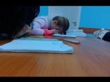фильм Кристине на др))) от Усачевой Насти ( 1 курс)