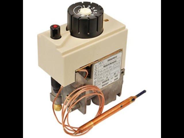 Обзор основных поломок (неисправностей) и ремонт газовой автоматики Евросит 630 (Eurosit 630)