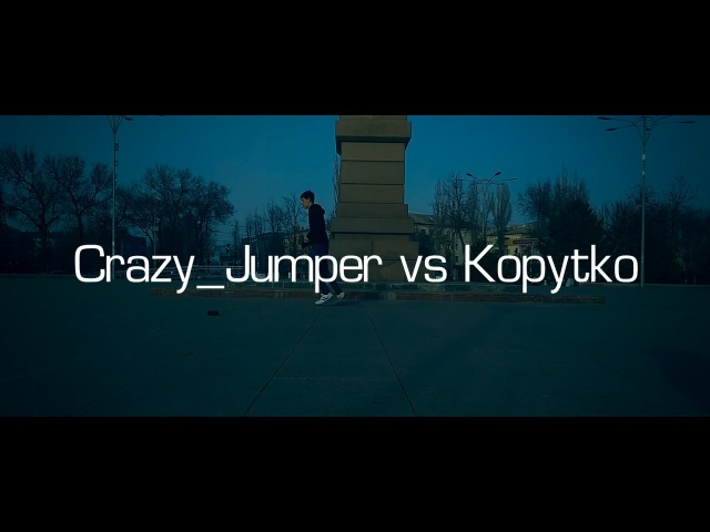 [WINNER] WJL'16 | Crazy_JumpeR vs Kopytko| 1/16 Final