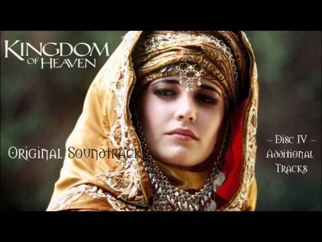 Kingdom of Heaven OST | Additional Tracks | Disc4