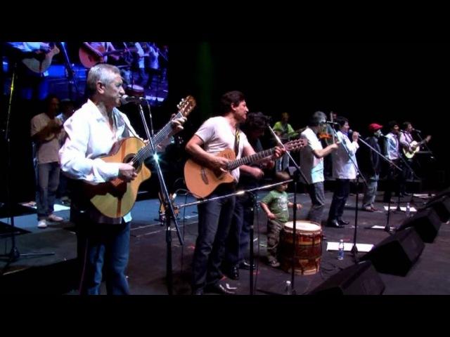 Los Carabajal - En Vivo - Entre a mi pago sin golpear