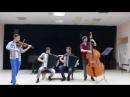 Квартет ФЛИРТ - Танго для Клода (Р.Гальяно)