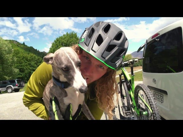 Kelly McGarry - Grip It and Whippet