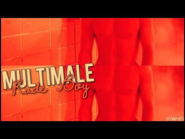 Multi-male || Rude Boy