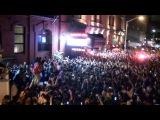 Kanye West -- Vandals Attack After Show Cancellation