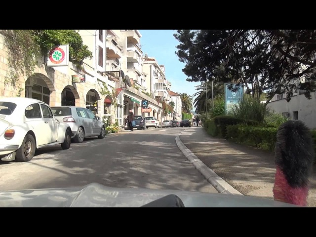 Igalo Herceg Novi Zelenika Montenegro 22.4.2014