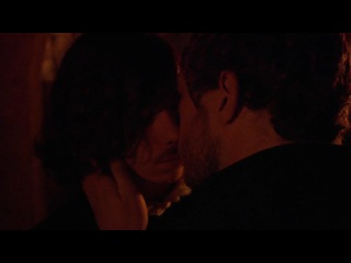 Тюдоры: Лорд Вильям Комптон целует Томаса Таллиса