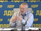 Жириновский: ЛДПР ЭТО ПЕРСПЕКТИВА В РОССИИ!