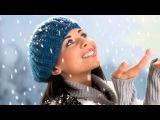Клип. Наталья Власова  Падает с неба снег белый пушистый