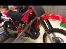 Honda CR585 Liger dyno day