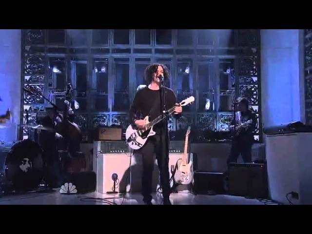 Jack White on SNL - Sixteen Saltines