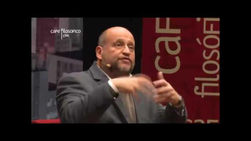 Leandro Karnal e Clóvis de Barros filho| Café Filosófico - Felicidade ou Morte
