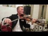Скрипач-виртуоз Алексей Алексеев на молодежном Покровском балу