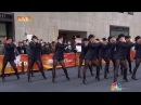 Radio City Rockettes Heart and Lights on Today Show